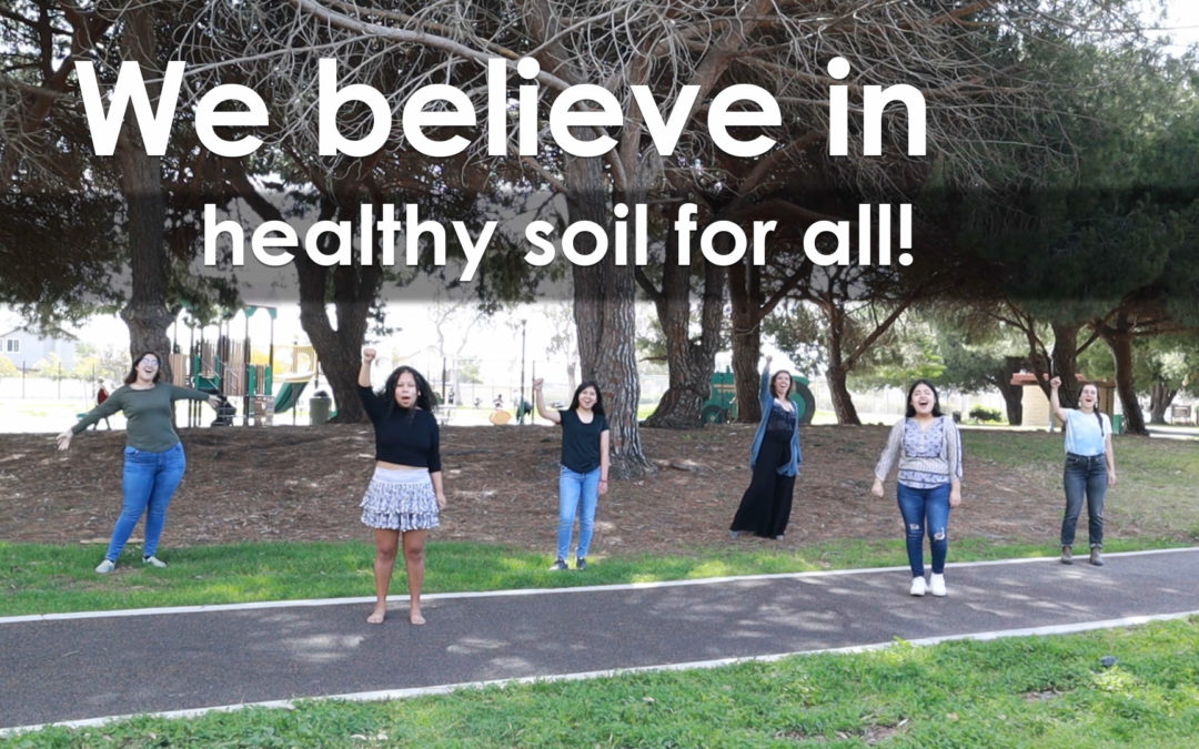 Pesticide-Free Soil Project Premieres New Video