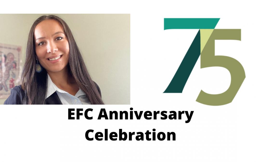 EFC's 75th Anniversary Celebration